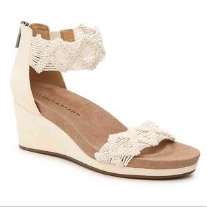 Lucky Brand Kaydyn Wedge Sandal